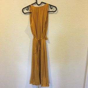 LOFT Dresses - NWT LOFT tassel tie waist dress